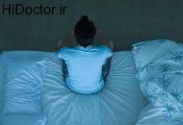 بی خوابی و این تاثیرات مضر
