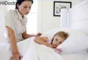 افزایش تمایل خردسالان برای خوابیدن