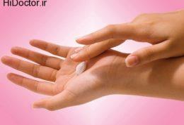 مراقبت از پوست با انواع کرم های آرایشی
