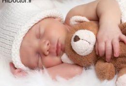 بروز مشکل در خواب اطفال