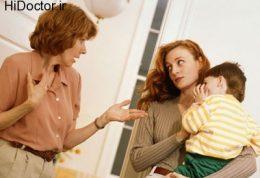 اصول ارتباط با مادر همسر