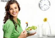 رژیم غذایی و تاثیر آن روی زیبایی