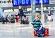 اصول خوش گذشتن به اطفال در طول سفر