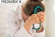 استرس و افسردگی پزشکان جوان