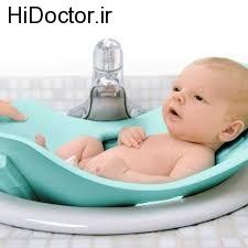 مراقبت های لازم برای حمام کردن نوزاد