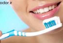 نقش مسواک در سلامت دهان و دندان