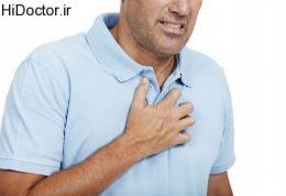 ناگفته ها در مورد بروز درد در قفسه سینه