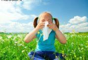 عوامل حساسیت زای بهاری