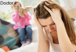 تاثیرات مستقیم مشکلات روحی والدین روی تغذیه کودک