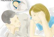 صحبت از بچه با همسر