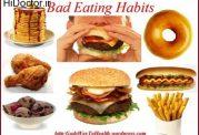 خوراکی های مختل کننده سلامتی