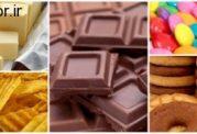اضافه وزن با مصرف چربی و شوری