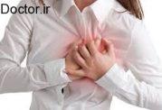 قلب  خانمها به استرس واکنش نشان میدهد