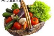 کمک به افزایش حافظه با میوه و سبزیجات