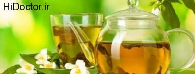 چای سبز و این همه نکات مفید و موثر