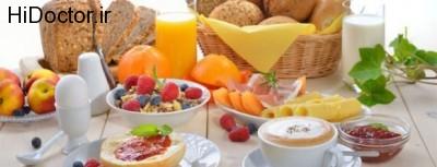 میهمانی گرفتن به صرف صبحانه