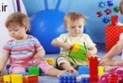 کمک به اطفال در زمینه بازی کردن