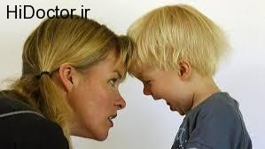 کودکی که، مورد بی توجهی و سوء استفاده جسمانی قرار بگیرد.