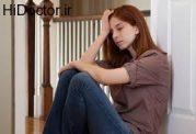 احساس غمگینی در زنان افسرده