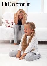 مشکلات روانی و عاطفی کودکانی که مادر افسرده دارند