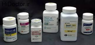 دسته بندی داروهای ضد افسردگی