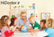 نقش های جنسیتی کودکان  یادگیری از طریق نگاه کردن