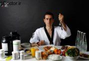 ممنوعیت مصرف برخی غذاها برای ورزشکاران
