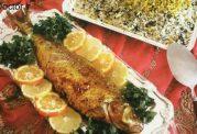اندر ویژگی های سبزی پلو و ماهی شب عید