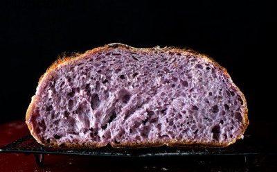 نان بنفش جایگزینی مناسب برای نان سفید