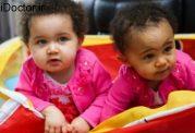 تولد دو کودک با جهش ژنتیکی