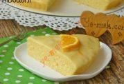 آموزش کیک پرتقال با سس مخصوص