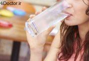 اهمیت نوشیدن آب در بین بانوان