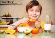 ارتباط صبحانه خردسال با اضافه وزن