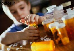 پیامدهای مصرف داروی بزرگسالان