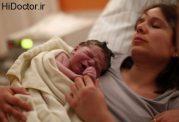 زایمان طبیعی و تاثیرات آن روی نوزاد