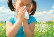حساسیت و آلرژی های بهاری