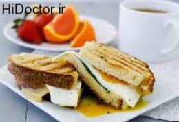 چربی سوزی و سم زدایی بدن با مصرف این صبحانه