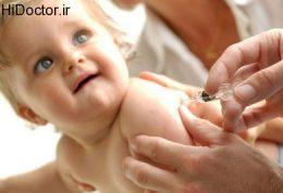 واکسن اطفال