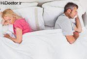 انواع مشکلات جنسی در میان زوجین