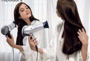 چگونه موهایمان اتو و سشوار کنیم