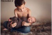 ایده های جالب برای ثبت تصویر از نوزاد