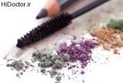 اثرات منفی آرایش غلیظ برای پوست