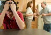 جدایی والدین و پیامدهای ناگوار آن