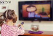 مشاهده تلویزیون به مدت طولانی در خردسالان