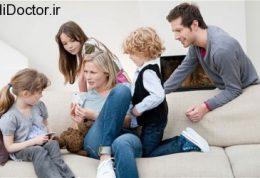 تربیت فرزند را به تنهایی به عهده نگیرید