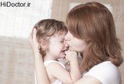 دلایل مختلف برای اشک ریختن خردسالان