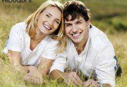 تاثیر نزدیکی بر رابطه احساسی زن و شوهر