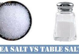 بررسی تفاوت هایی میان انواع نمک های خوراکی