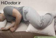 طریقه خوابیدن درست به پهلو و پشت