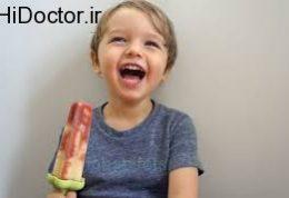 خندیدن اطفال اوتیسمی ها
